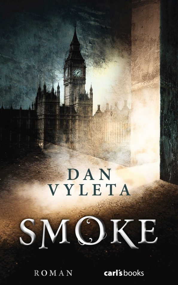 Buch Cover SMOKE