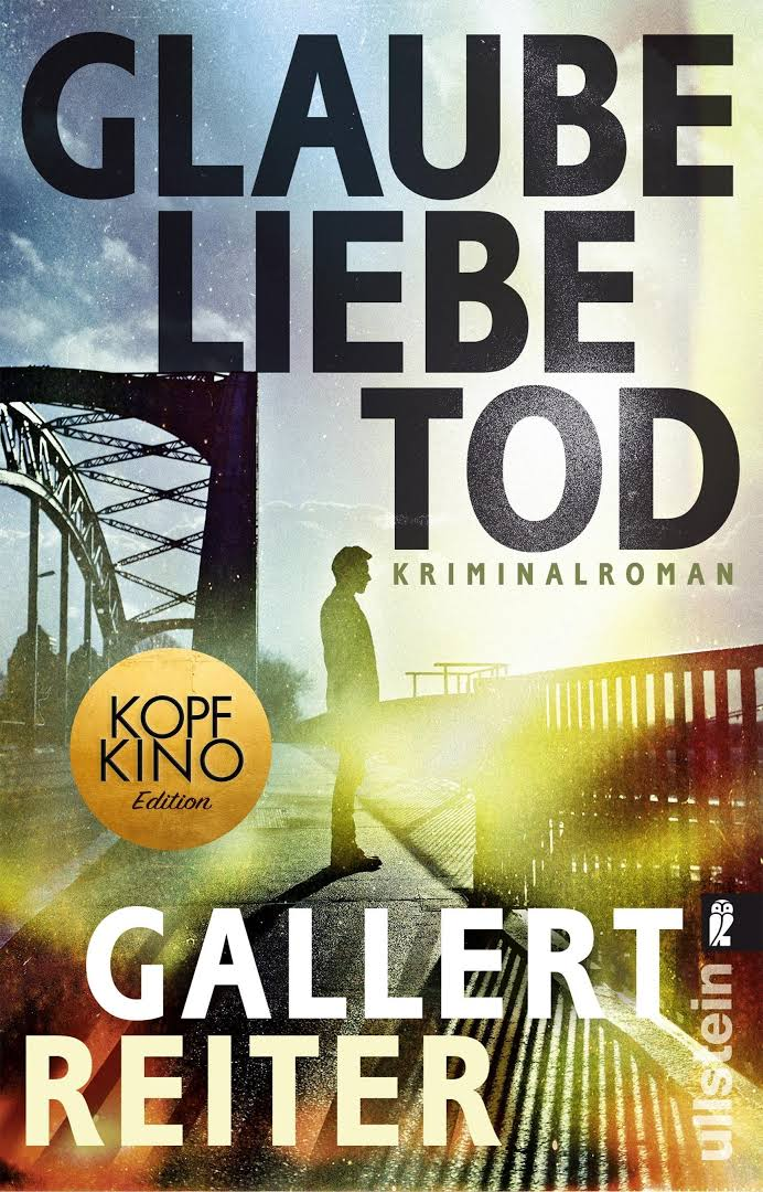 "Buchcover ""Glaube, Liebe, Tod"""