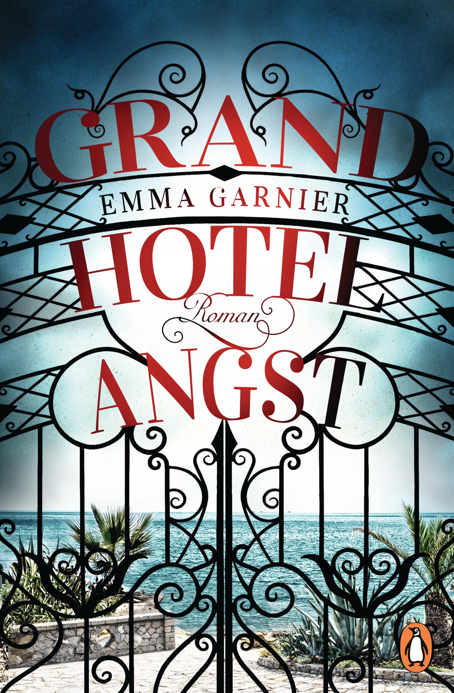Buchcover Grandhotel Angst
