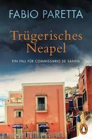 Cover Trügerisches Neapel