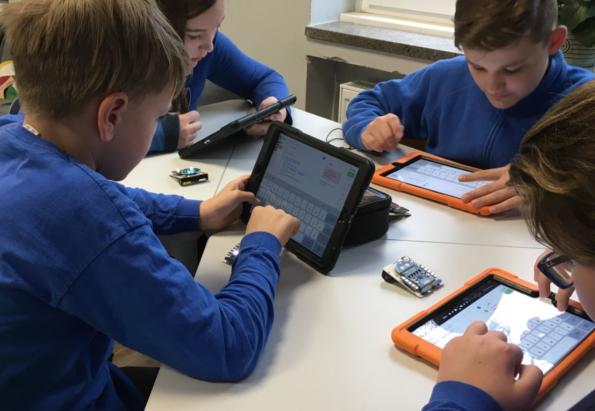 Villa Wewersbusch Die moderne Schule mit digitalem Unterricht
