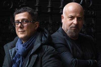Im Zeichen der Reliquie die Autoren Pierpaolo Brunoldi & Antonio Santoro